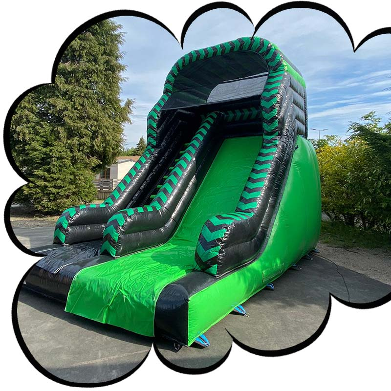 Inflatable Slides inverness hire